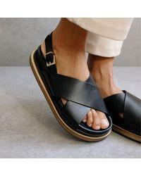 Alohas Marshmallow Sandales - Noir