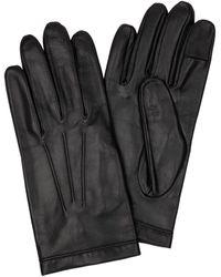 Lancaster Gants Accessoires Accessoires - Noir