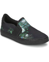 ELEVEN PARIS - Lorde Women's Slip-ons (shoes) In Black - Lyst