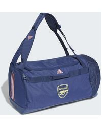 adidas Bolsa de deporte Bolsa de deporte mediana Arsenal - Azul