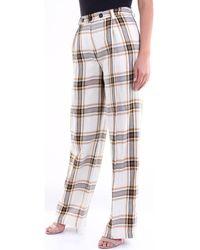 Jucca J3114006 Pantalon - Blanc
