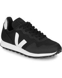Veja Lage Sneakers Sdu Rt - Zwart