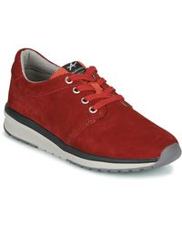 Allrounder By Mephisto Lage Sneakers Kyra - Rood