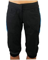 adidas Response Knicker W Cropped Trousers - Black