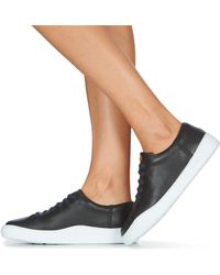 Camper Zapatos Mujer PEU TOURING - Negro