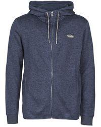 Quiksilver Sweater Kellerzip M Otlr Byp0 - Blauw