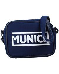 Munich CROSSOVER MINI FLOW Sac Bandouliere - Bleu