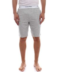 Calvin Klein 000NM1358 SHORT Short - Gris