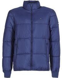 144b5b4b5da76 Tjm Essential Padded Jacket Men's Jacket In Blue
