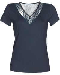 Morgan T-Shirt Dohan - Blu