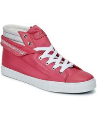 Bikkembergs PLUS 647 femmes Chaussures en rose