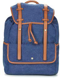 Casual Attitude Haga Backpack - Blue