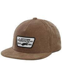 Vans Pet Full patch snapba - Marron