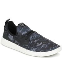 Volcom - Draft Shoe Men's Shoes (trainers) In Grey - Lyst