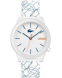 Lacoste Reloj analógico UR - 2010956 - Blanco