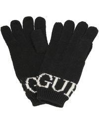 Guess Handschoenen Aw8207wol02 - Zwart
