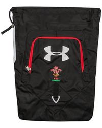 Under Armour - 2018-2019 Wales Rugby Wru Undeniable Gym Bag Men's In Black - Lyst