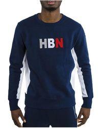 Hechbone Paris HEC/SW/TEAM Sweat-shirt - Bleu