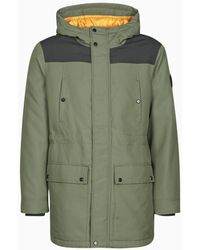 Only & Sons Parka Jas Onspeter - Groen