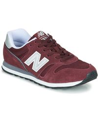 New Balance 373 - Sneakers - Rood