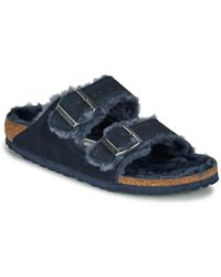 Birkenstock Slippers Arizona - Blauw