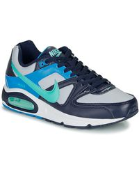 Nike - Lage Sneakers Air Max Command Leather - Lyst