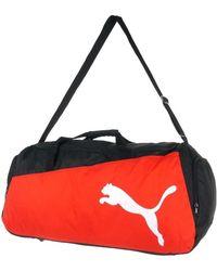 PUMA - Pro Training Large Bag Women's Sports Bag In Black - Lyst