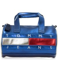Tommy Hilfiger Sporttasche AW0AW09890CXB - Blau