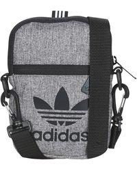adidas Handtasje Mel Fest Bag - Zwart