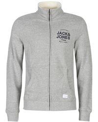 Jack & Jones Sweater Jorupton - Grijs
