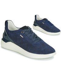 Geox Lage Sneakers Theragon - Blauw