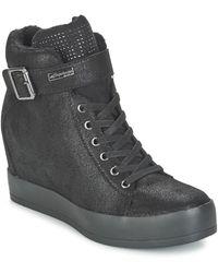 Les Tropéziennes Par M Belarbi Chaos Shoes (high-top Trainers) - Black