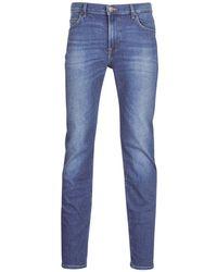 Lee Jeans Skinny Jeans Rider - Blauw
