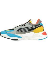 PUMA - Lage Sneakers Rs-z Jr - Lyst
