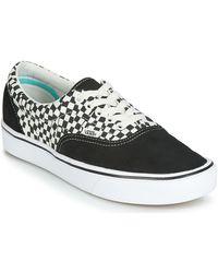 Vans Lage Sneakers Comfycush Era - Zwart