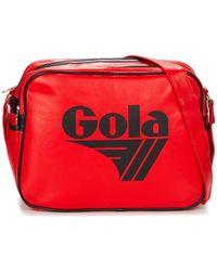Gola | Redford Alt Women's Messenger Bag In Red | Lyst