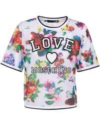 Love Moschino W4G2801 - Blanco