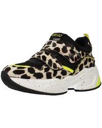 Liu Jo Lage Sneakers Jog 09 - Meerkleurig