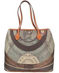 Gattinoni Bigpl6434wpq Shopper Bag - Orange