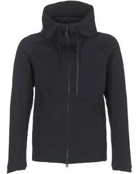 Nike Windjack Tech Fleece Jkt - Zwart