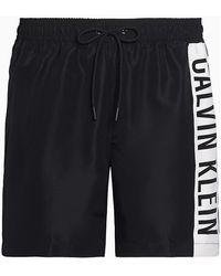 Calvin Klein KM0KM00437 Maillots de bain - Noir