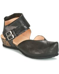 Think! - Pazut Women's Clogs (shoes) In Black - Lyst