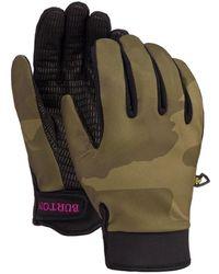 Burton Guantes Men's Spectre Glove - Verde