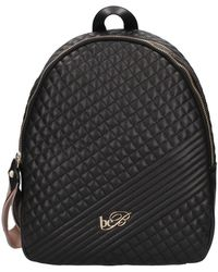 be Blumarine E1 7zbbe7 71690 Backpack - Black