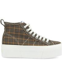 No Name Sneakers Chaussures Femme Iron Mid - Zwart