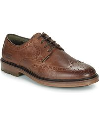 Barbour Ouse Brogue Men's Smart / Formal Shoes In Multicolour - Brown