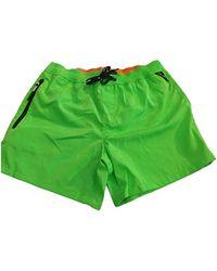 Replay Bañador - Boxer verde LM1074.311