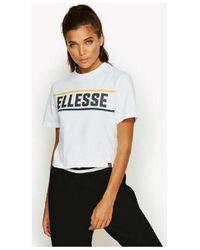 634e8d45 Palermo Cropped Tee Shirt Women's T Shirt In White