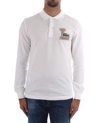 Lacoste T-shirt PH1876 - Blanc