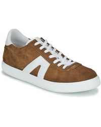 André Lage Sneakers Gilot - Bruin